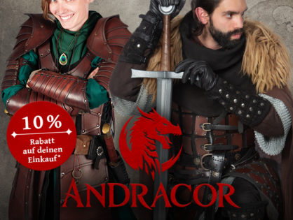 10% Rabatt bei Andracor!