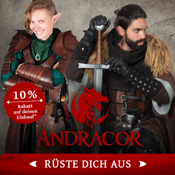 10% Rabatt bei Andracor!